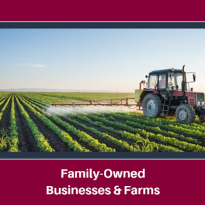 Family Owned Businesses Farms