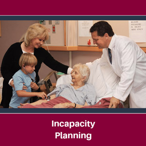 Incapacity Planning